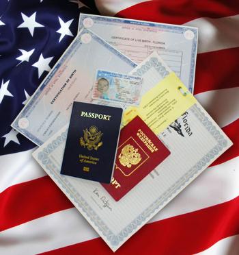 Гражданство по праву рождения сша