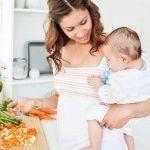 Несколько способов быстрого похудения после родов