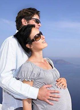 Муж боится секс во время беременности