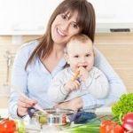 Питание кормящей матери. Полезные советы молодой маме