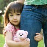 Ребенок-мимоза