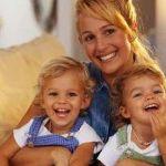 Особенности воспитания двойни